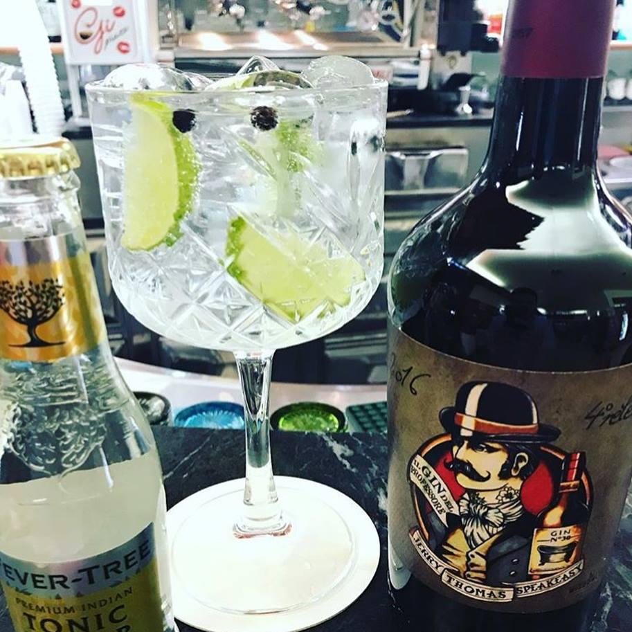 Birra, Gin del Professore, Rigoni