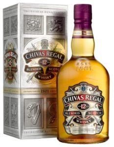 WHISKY CHIVAS RIGONI
