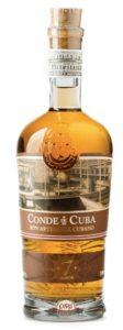 RUM CONDE DE CUBA RIGONI